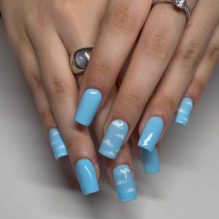 esmalte azul 22