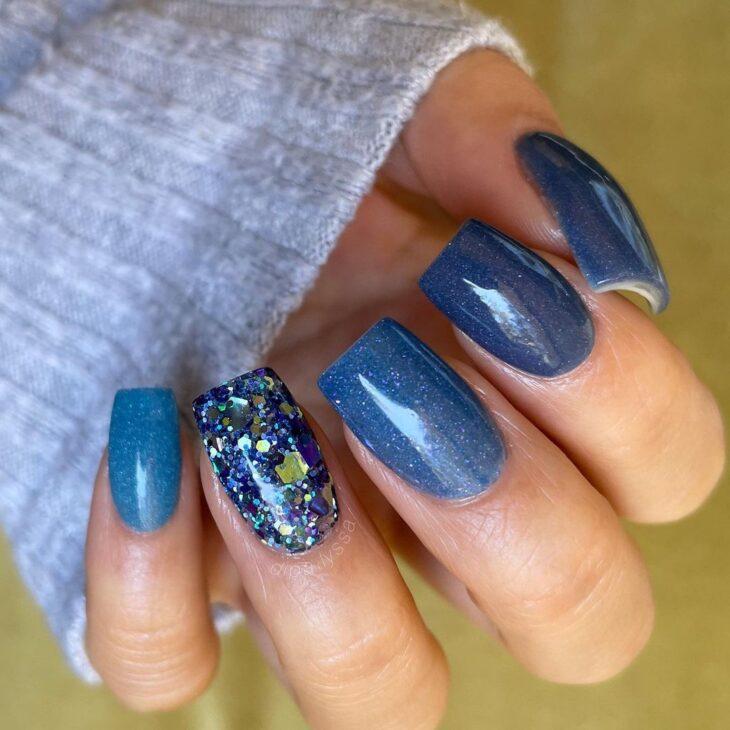 esmalte azul 25