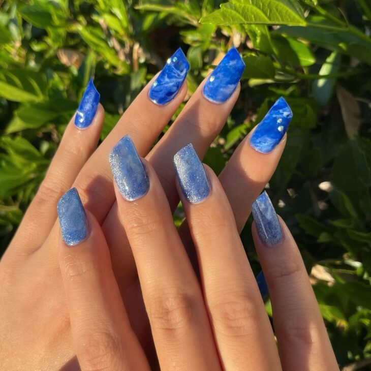 esmalte azul 26