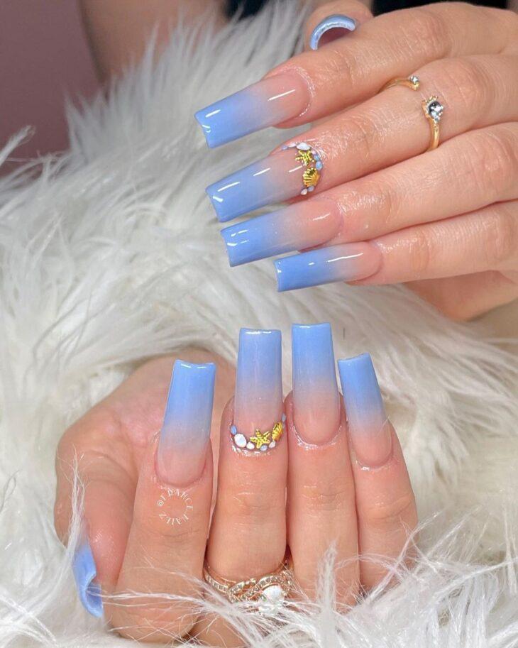 esmalte azul 32