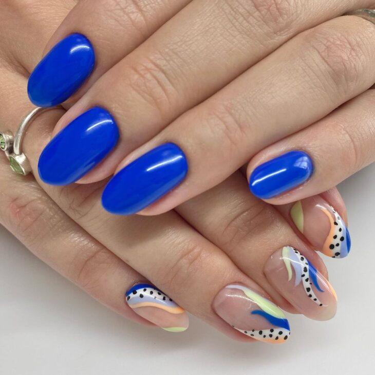 esmalte azul 41