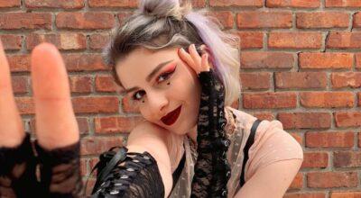 30 fotos de maquiagem e-girl para quem adora tendências da moda