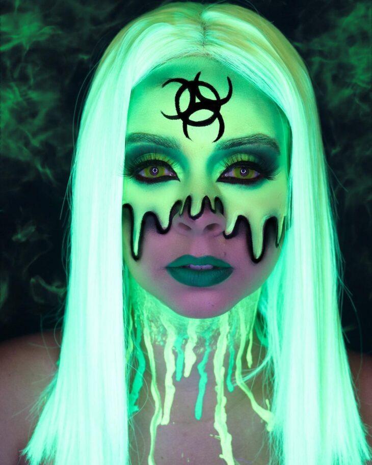 maquiagem neon 28