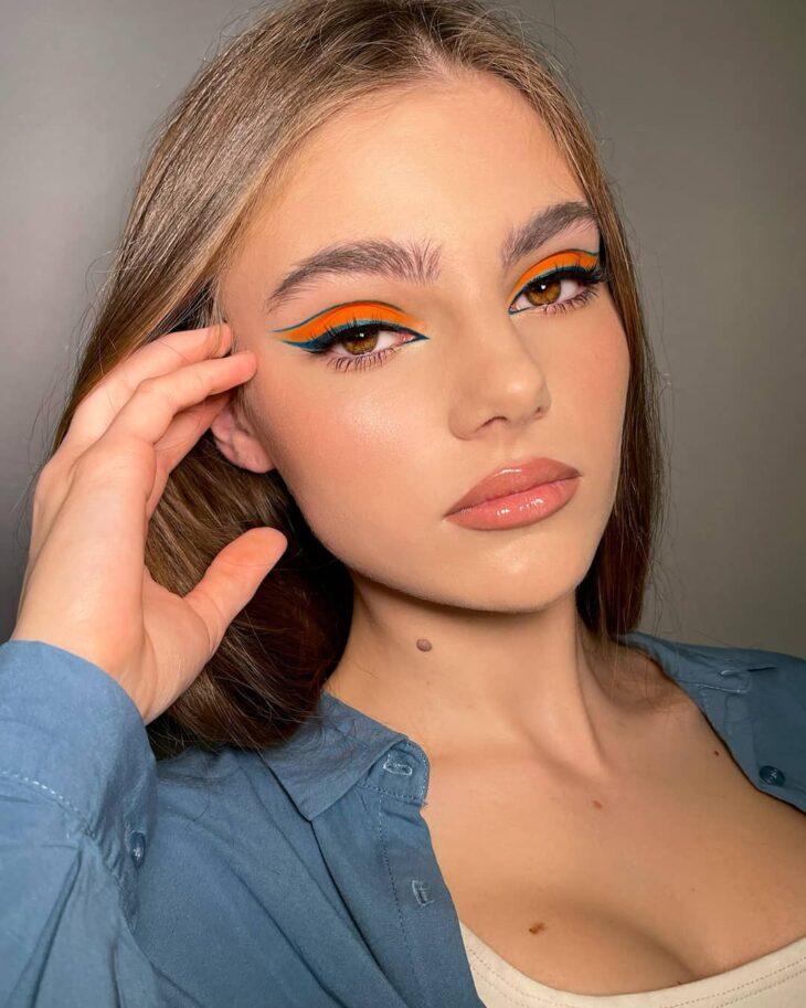 maquiagem neon 12