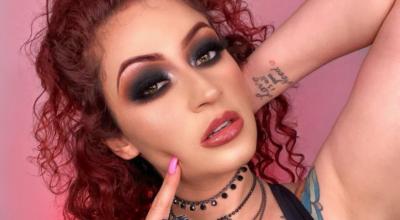 40 ideias incríveis de maquiagem preta para usar quando quiser