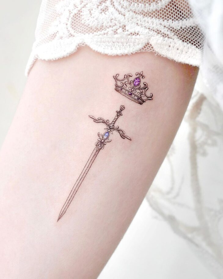 tatuagem de coroa 12