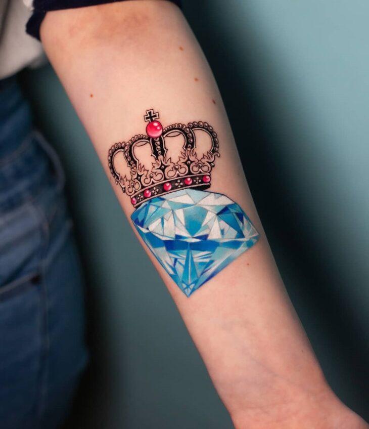 tatuagem de coroa 18