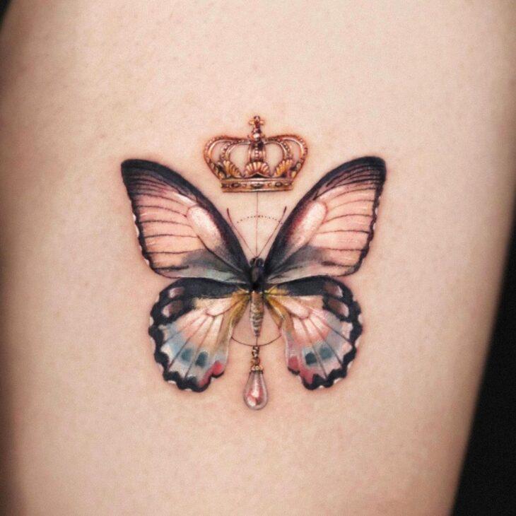 tatuagem de coroa 26
