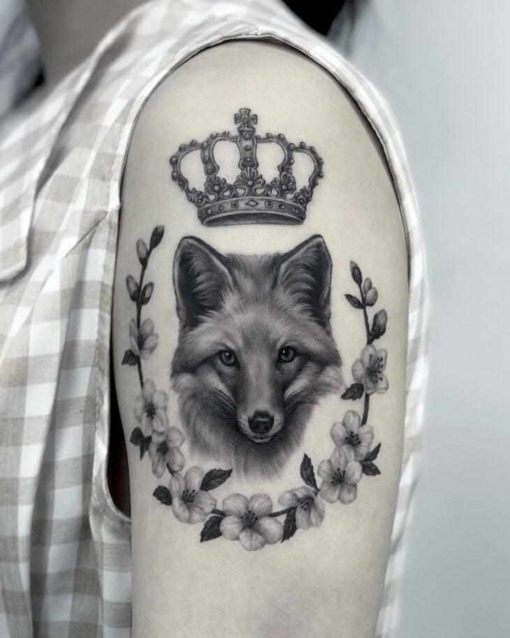 tatuagem de coroa 27