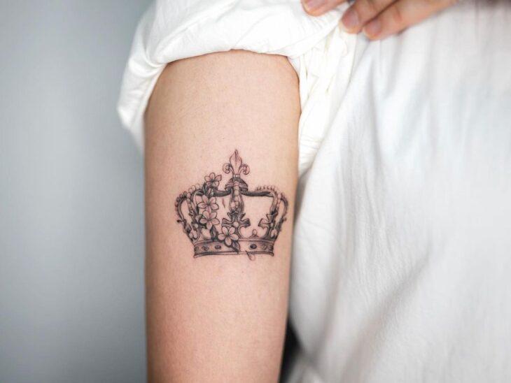 tatuagem de coroa 3