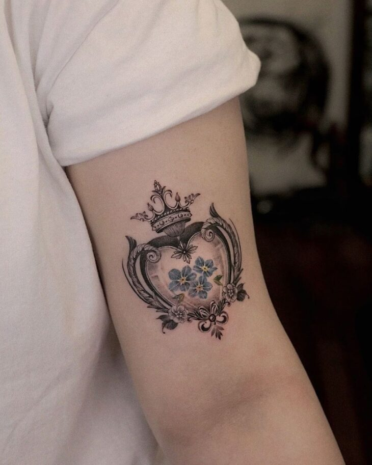 tatuagem de coroa 30