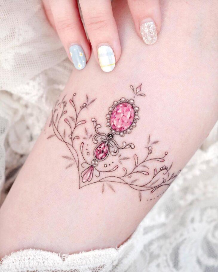tatuagem de coroa 34