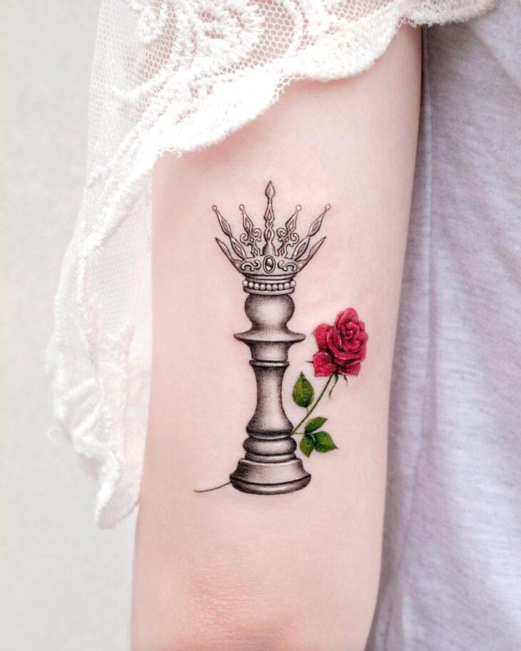 tatuagem de coroa 35