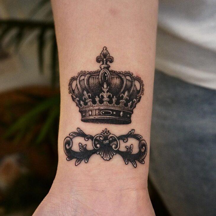tatuagem de coroa 39