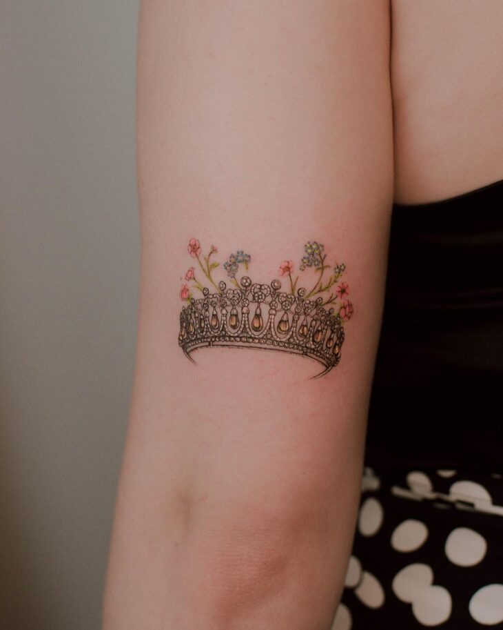 tatuagem de coroa 4