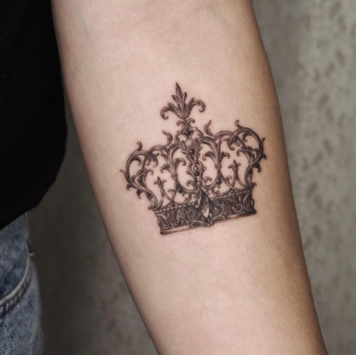 tatuagem de coroa 40