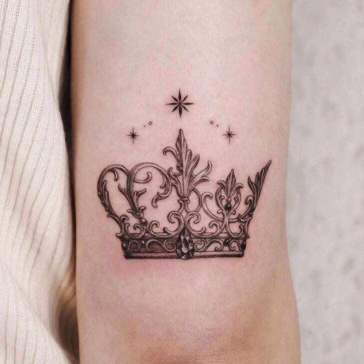 tatuagem de coroa 6