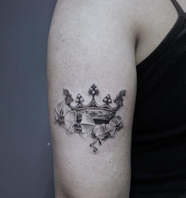 tatuagem de coroa 61
