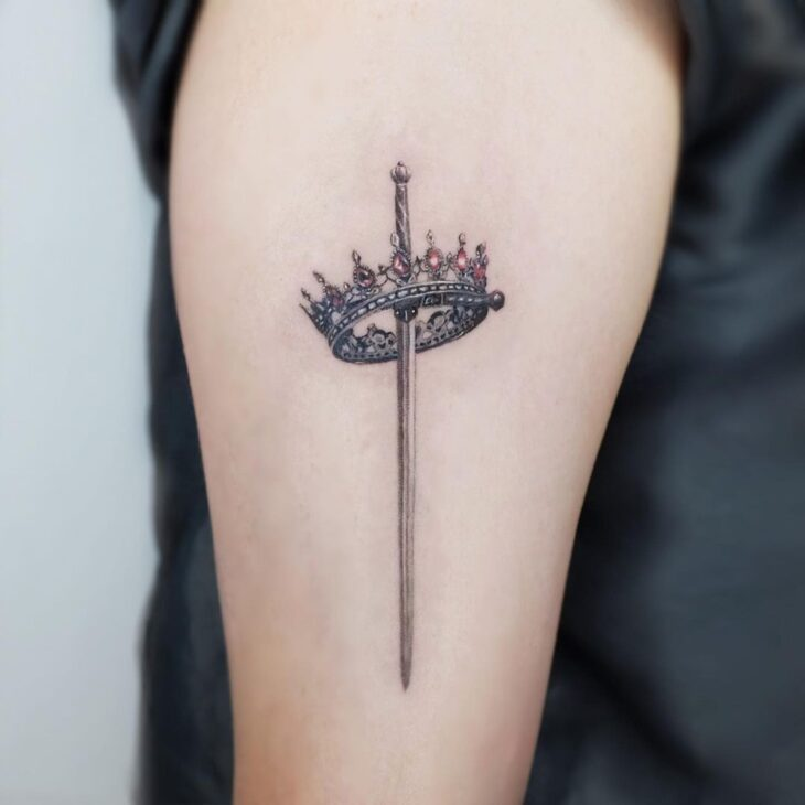 tatuagem de coroa 65