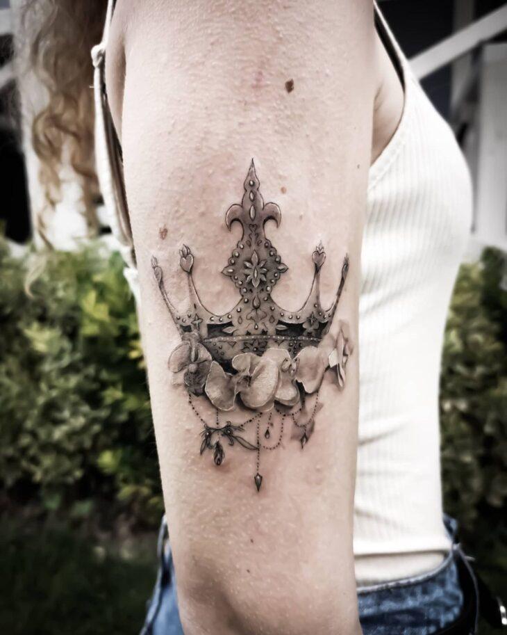 tatuagem de coroa 71