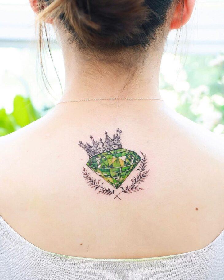 tatuagem de coroa 76