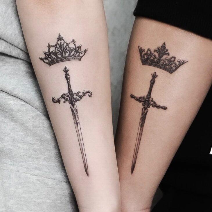 tatuagem de coroa 78