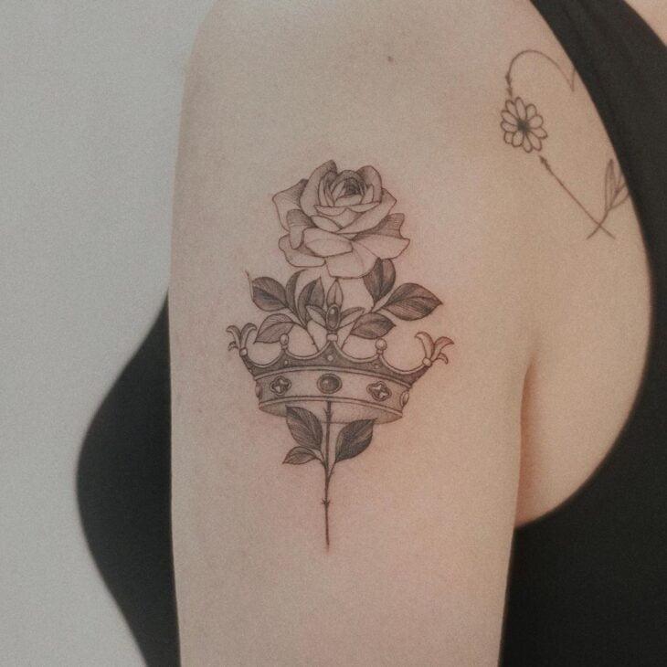 tatuagem de coroa 79