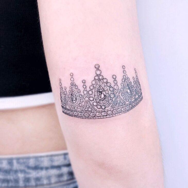 tatuagem de coroa 89