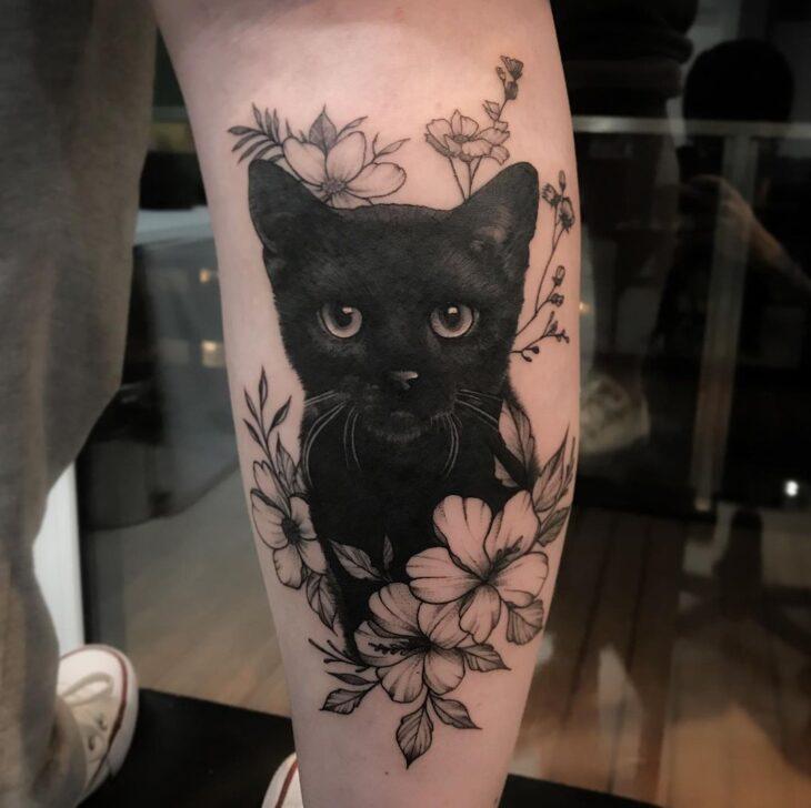 tatuagem na perna 11