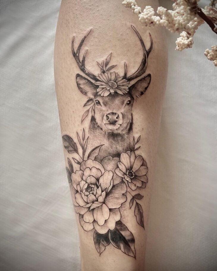 tatuagem na perna 21