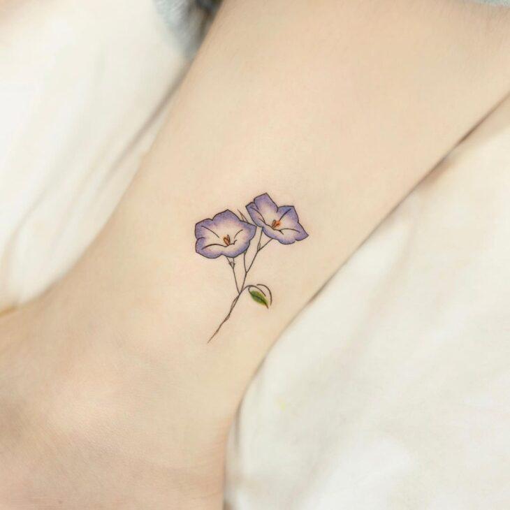 tatuagem na perna 33