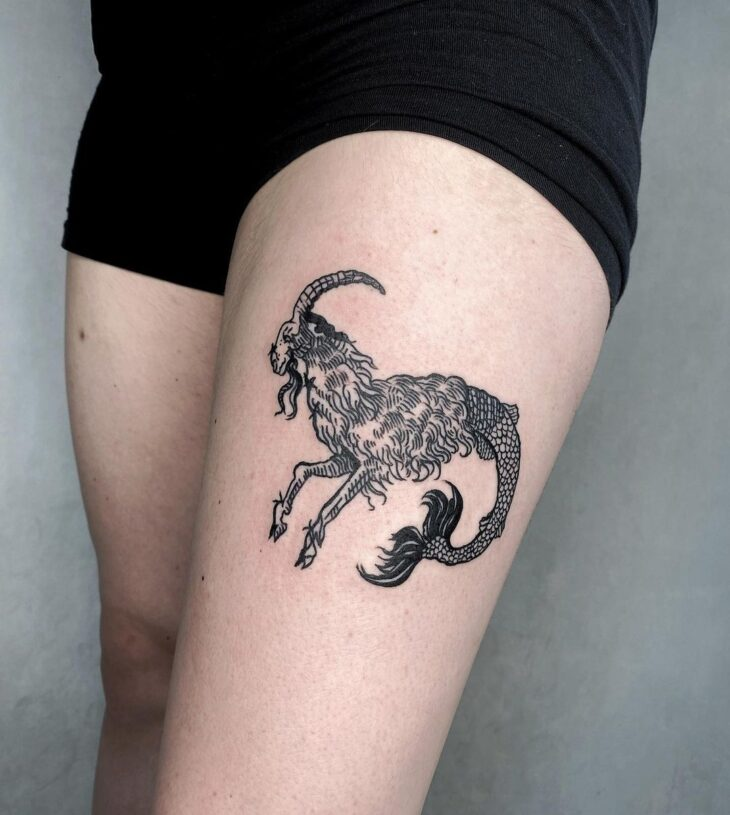 tatuagem na perna 49