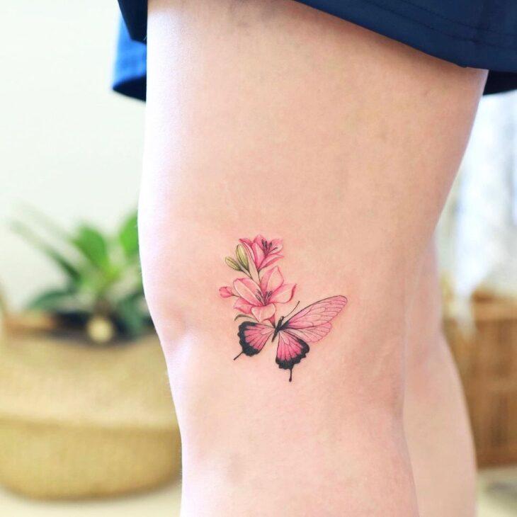 tatuagem na perna 5