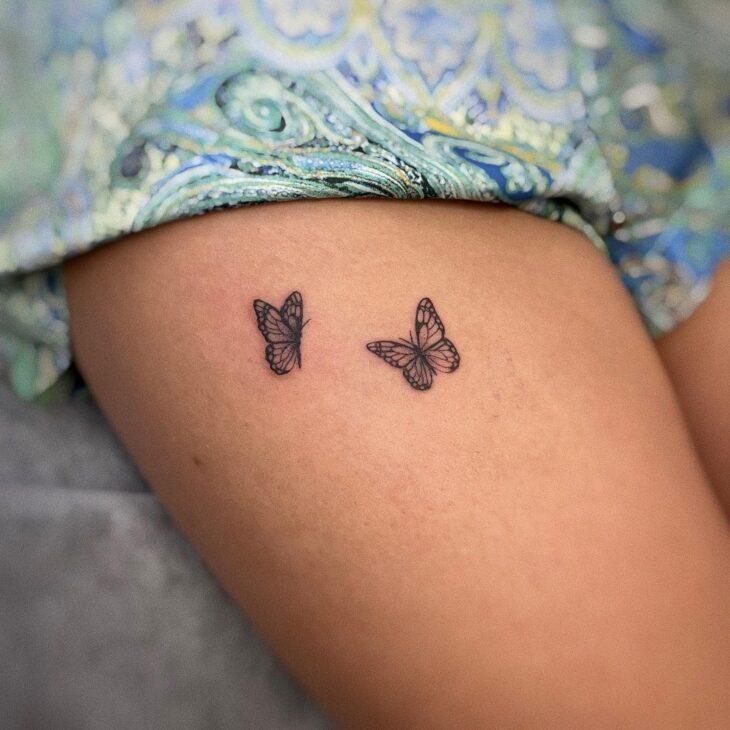 tatuagem na perna 52