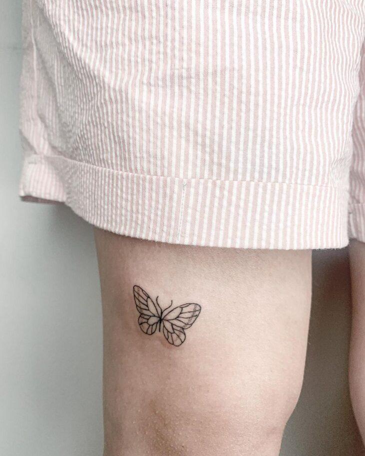 tatuagem na perna 55