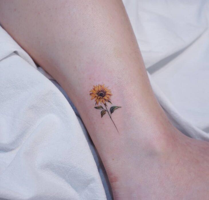 tatuagem na perna 59