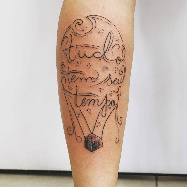tatuagem na perna 65