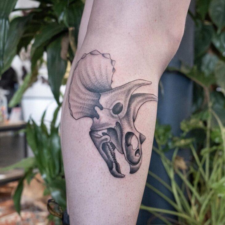 tatuagem na perna 7