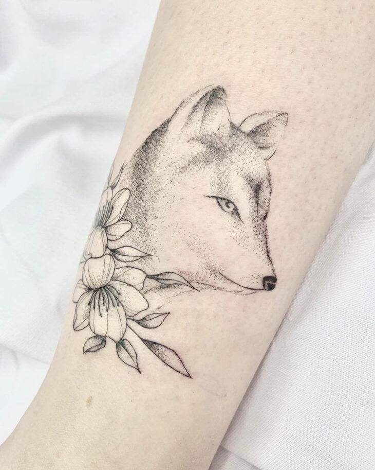 tatuagem na perna 9