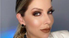 70 ideias de maquiagem marrom que provam a sua versatilidade