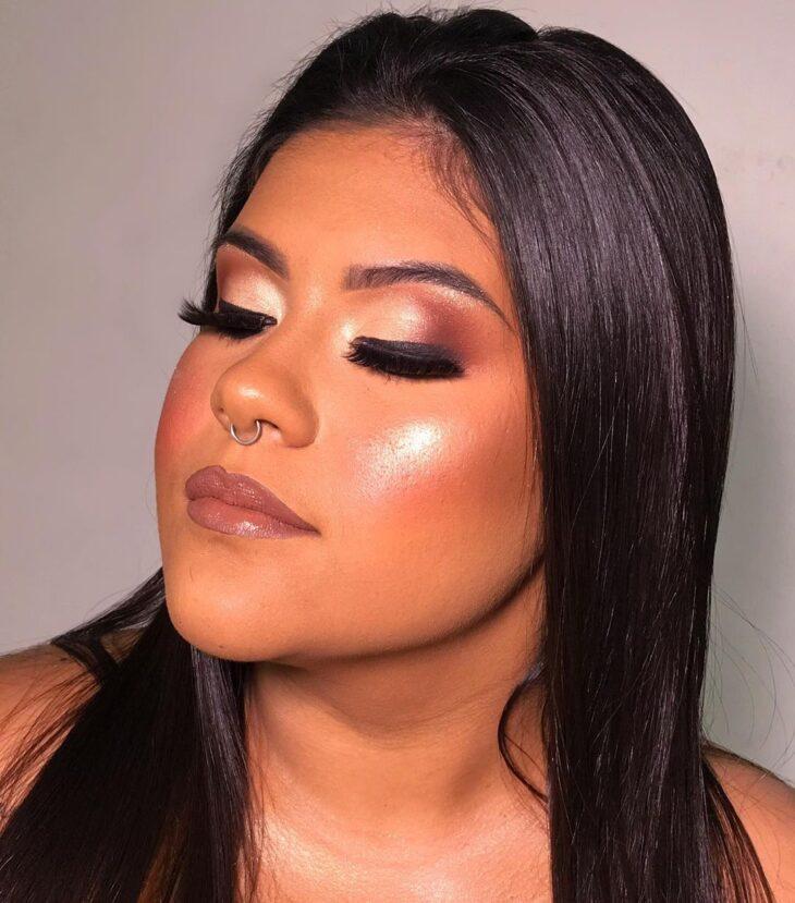maquiagem marrom 27