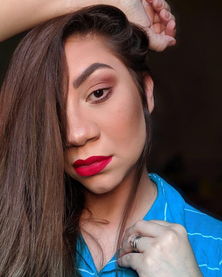 maquiagem marrom 42