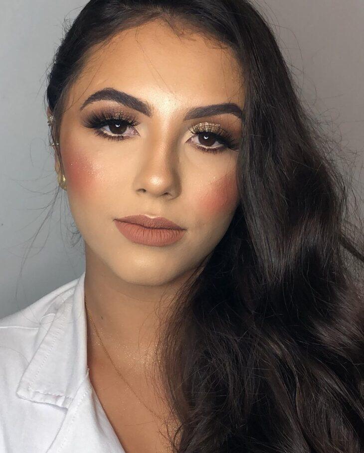 maquiagem marrom 43
