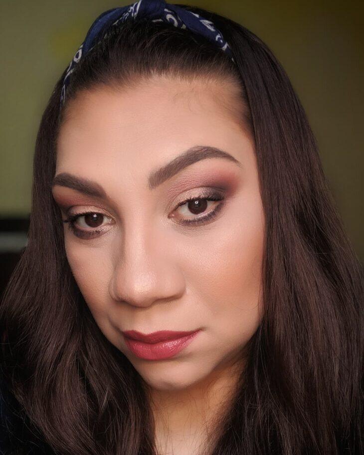 maquiagem marrom 53