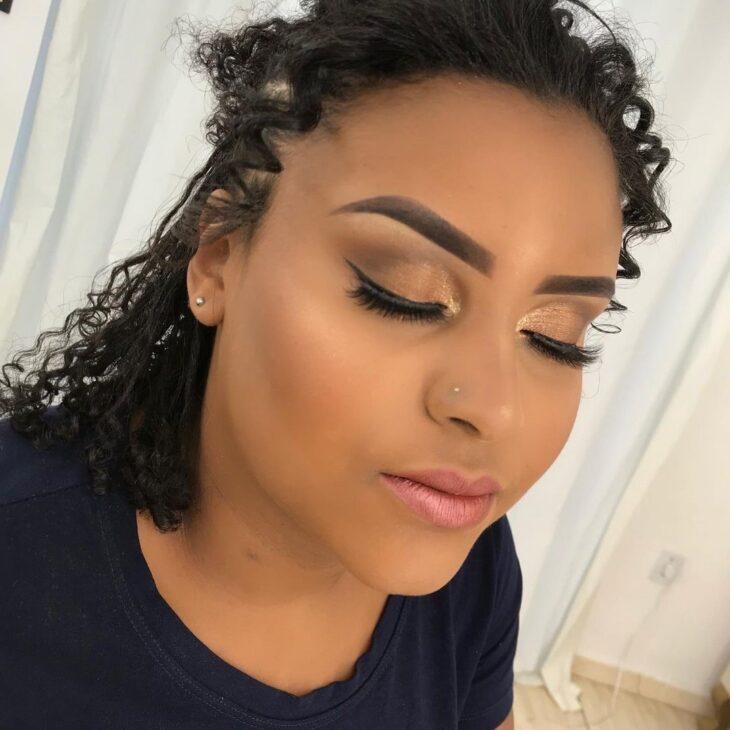 maquiagem marrom 57