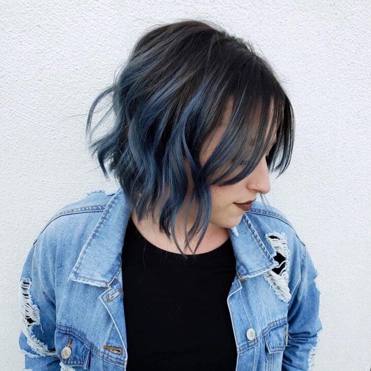 mechas azuis 10