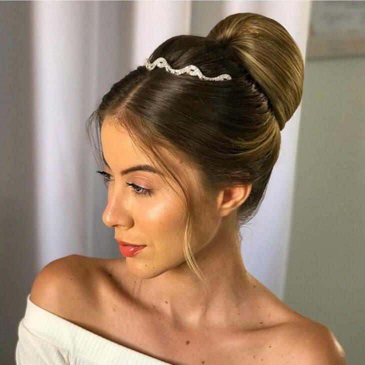 penteados com tiara 24