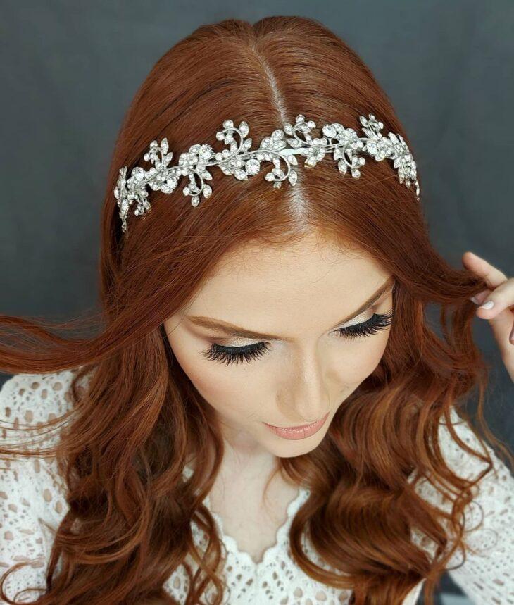 penteados com tiara 31