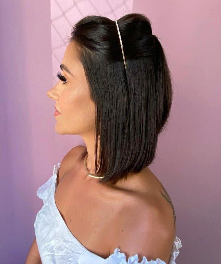 penteados com tiara 37