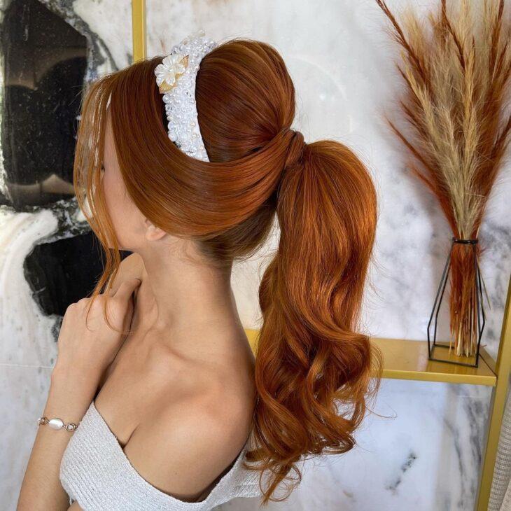 penteados com tiara 42